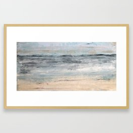 """Kapalua Bay Beach"" Framed Art Print"