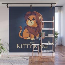 Kitty King - Dark Ver Wall Mural