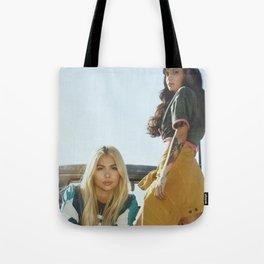 Kehlani x Hayley Kiyoko 2 Tote Bag