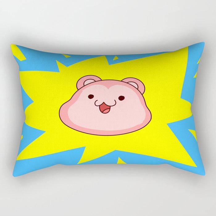 Peepoodo Pop Rectangular Pillow