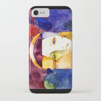 madonna iPhone & iPod Cases featuring Lady Madonna by Ecsentrik