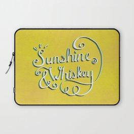 Sunshine & Whiskey Laptop Sleeve