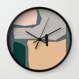 // Shape study #20 Wall Clock