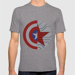 Stucky Shields (Without Quote) T-shirt