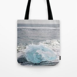 Resting Ice Tote Bag