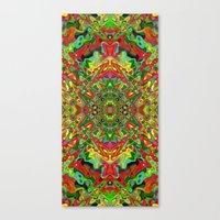 persian Canvas Prints featuring Persian 3 by Glanoramay