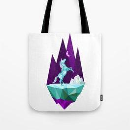 unicorn stand alone Tote Bag