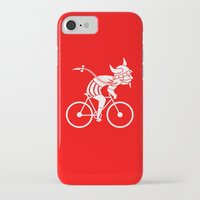viking iPhone & iPod Cases featuring Viking by Vlad Kuzmin