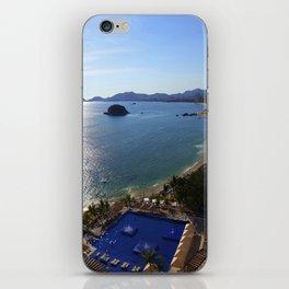 Acapulco Beach iPhone Skin