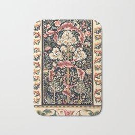 """William Morris """"Acanthus"""" Bath Mat"""