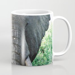 Elephant Bull Coffee Mug