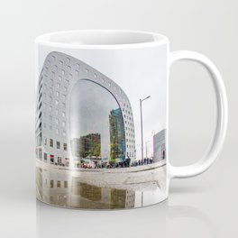 Reflection of the Market Hall Coffee Mug