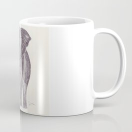 BALLPEN ELEPHANT 4 Coffee Mug