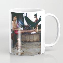 The Amazon Houseboat Coffee Mug