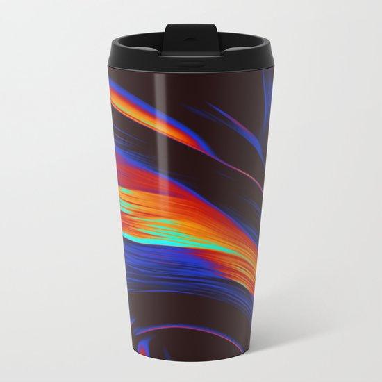 Draz Metal Travel Mug