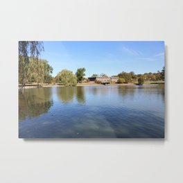 Gage Lake Metal Print