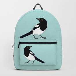 Magpie vector Backpack