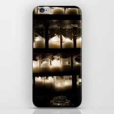 Behind The Light iPhone & iPod Skin
