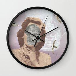 Tundra Wall Clock