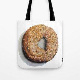 Everything Bagel Tote Bag