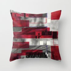PD3: GCSD72 Throw Pillow