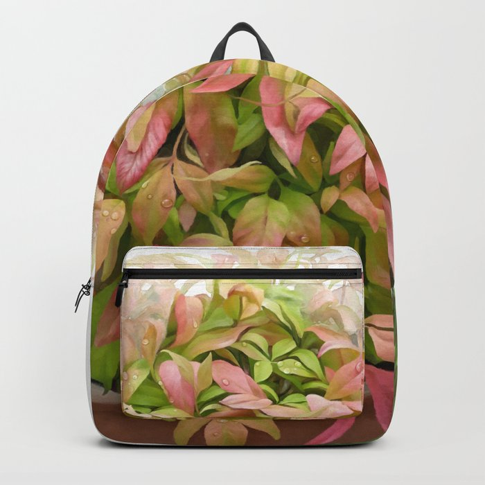 Leaves and Dew Backpack