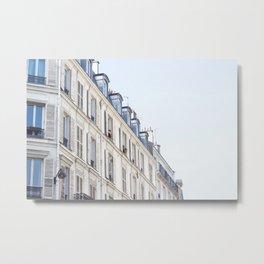 Paris 66 Metal Print