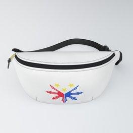 Pinoy Pinay Philippines Filipino Gift design Fanny Pack