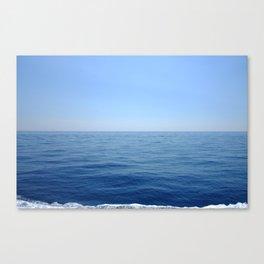 Ligurian Sea Canvas Print