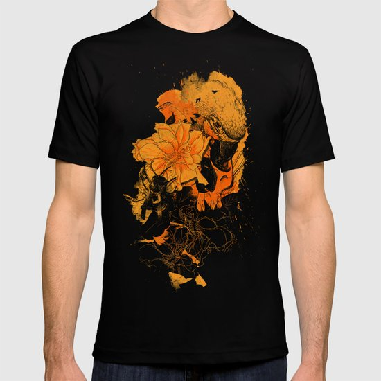 Pollination Dark Fire T-shirt