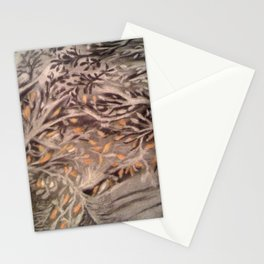 Tree Gazing Stationery Cards