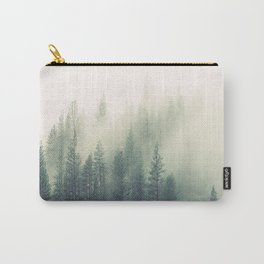 My Peacful Misty Forest II Carry-All Pouch