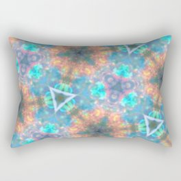 Pastel Opal Rectangular Pillow