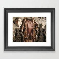 Notre Dame des Larmes Framed Art Print