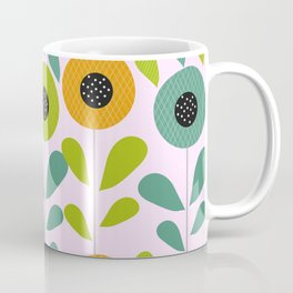 Cheery spring flowers Coffee Mug