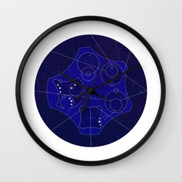 Trust Me I'm The Doctor - Doctor Who Wall Clock