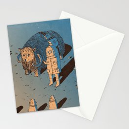 The Bison #1 Stationery Cards