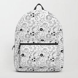 balls Backpack