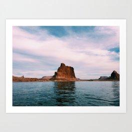 Lake Powell Pt. 3 Art Print