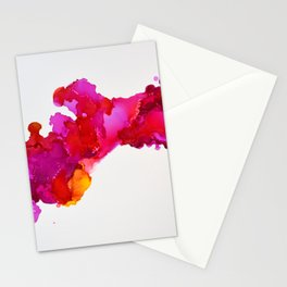 Fire Bird Stationery Cards