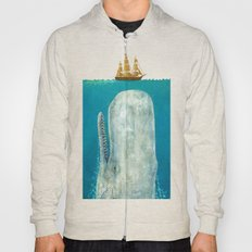 The Whale - colour option Hoody