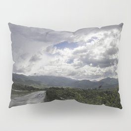 After the storm II - on the road Pillow Sham