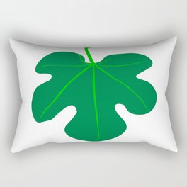 Fig Leaf Rectangular Pillow