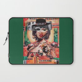 Amour rouge corail Laptop Sleeve