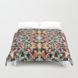 Kaleidoscope Craziness Duvet Cover