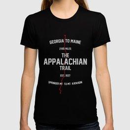 The Appalachian Trail Thru-Hike design T-shirt