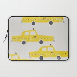 New York Taxicab Laptop Sleeve