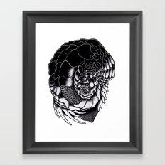Sights Unseen Framed Art Print