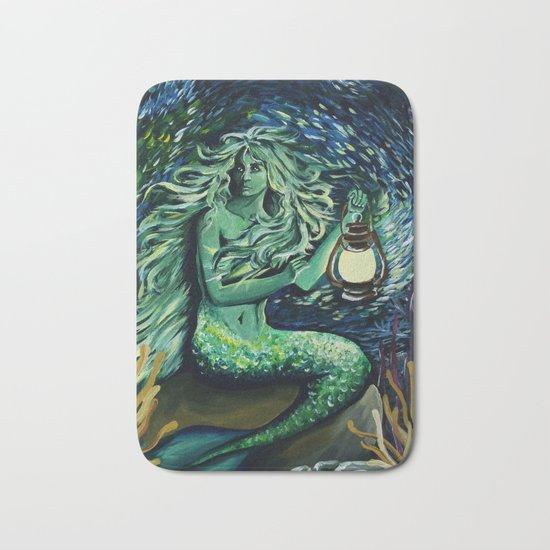 Impossible Mermaid Bath Mat
