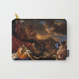 Acis and galatea - Poussin -1629 Carry-All Pouch